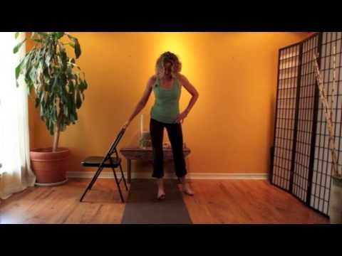 triggerpoint yoga hamstring release  so easy  yoga for