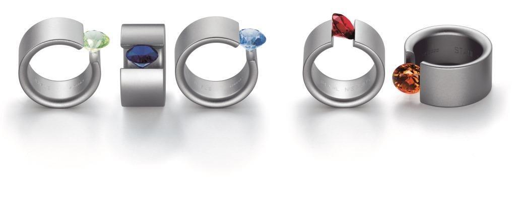 The Acrobat rings