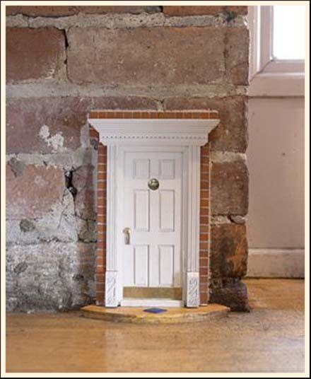 Fairy Doors? I like the idea of a Stuart little mouse door -) & Fairy Doors? I like the idea of a Stuart little mouse door :-). ! My ...