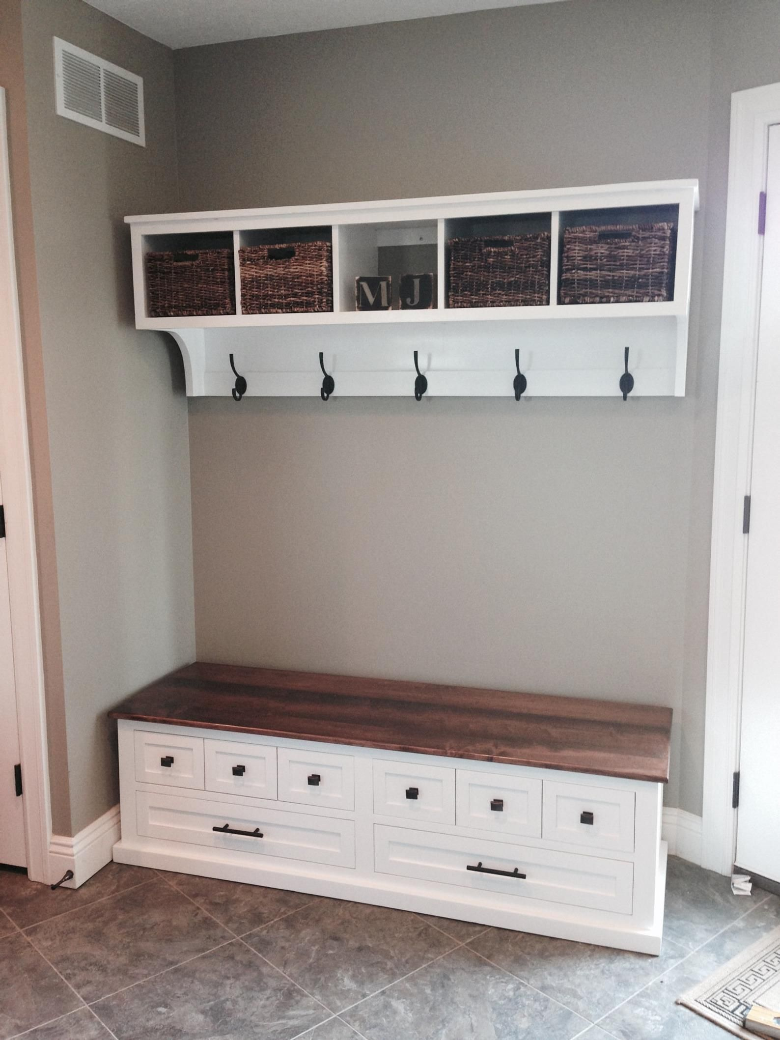 Coat Rack And Bench Mudroom Hallway Laundry Room Entryway Bench And Shelf Set In 2020 Entryway Shoe Storage Shoe Storage Bench Entryway Entryway Bench Storage