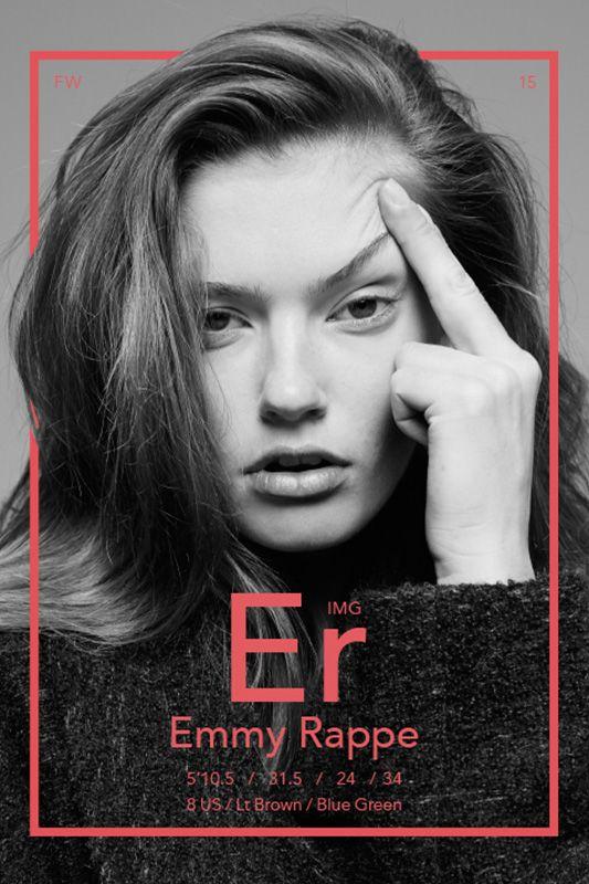 IMG Model 2015 Emmy Rappe