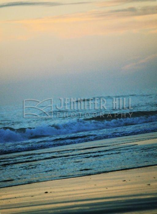 Jennifer Hill Photography Ocean Shores Sunset