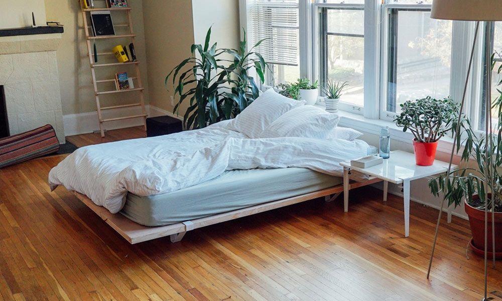 Floyd DIY Platform Bed Frame (With images) Platform bed