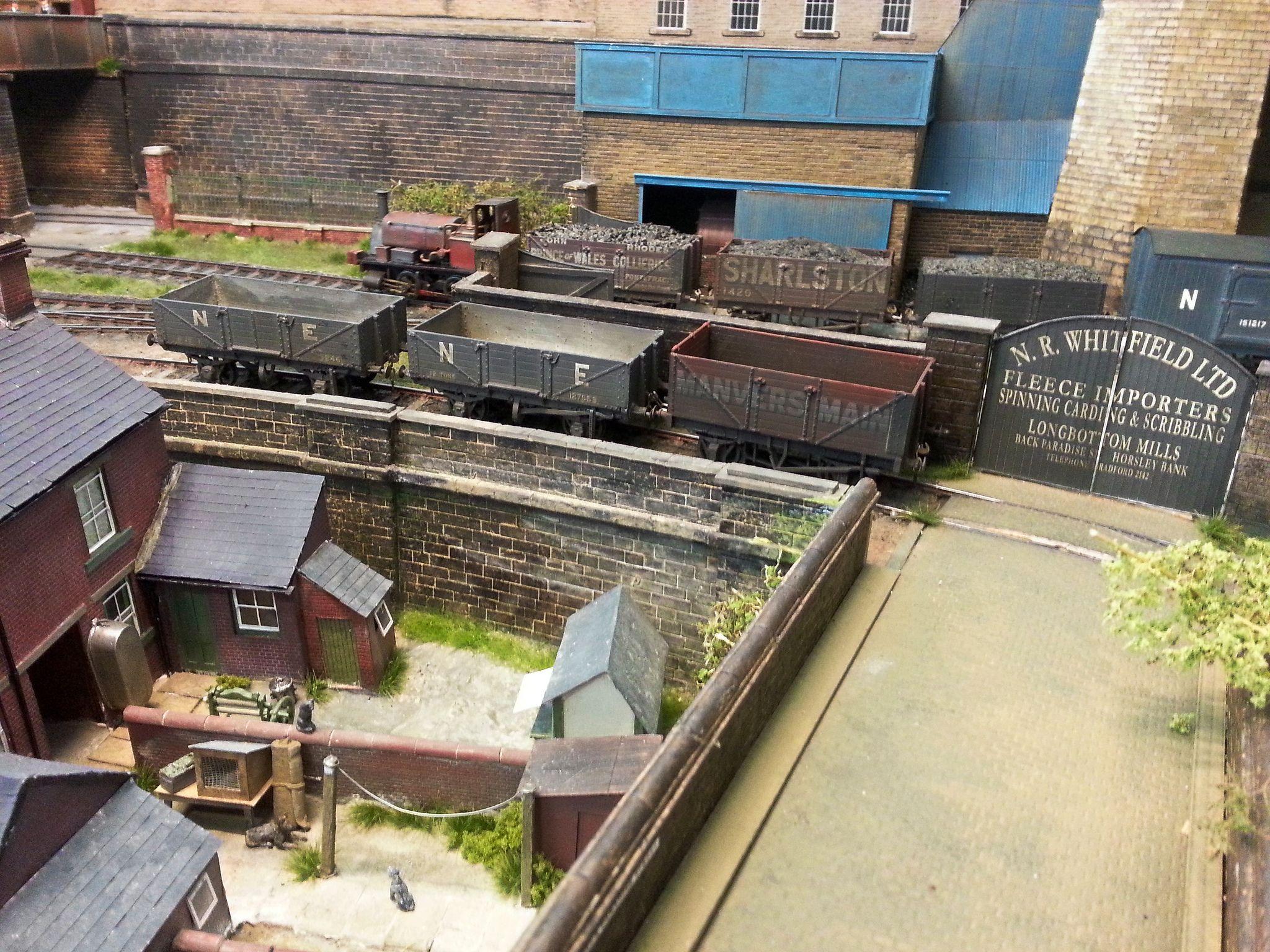 Industrial Railways Of Leeds Oo Gauge Model Railroad Model Trains Model Train Scenery