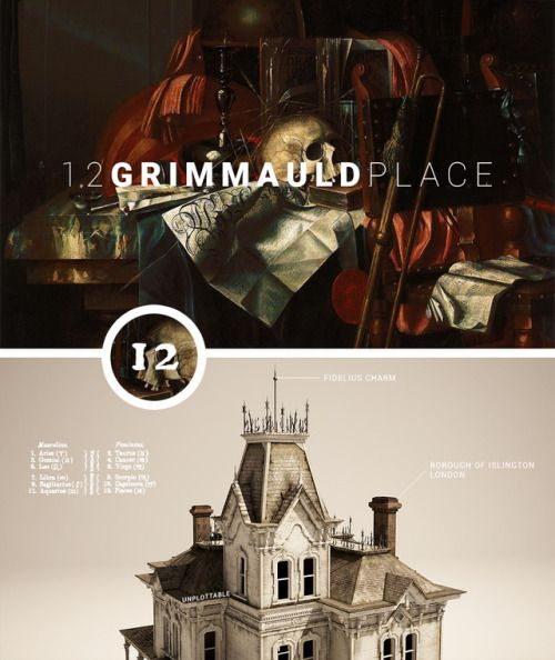 grimmauld place | Tumblr