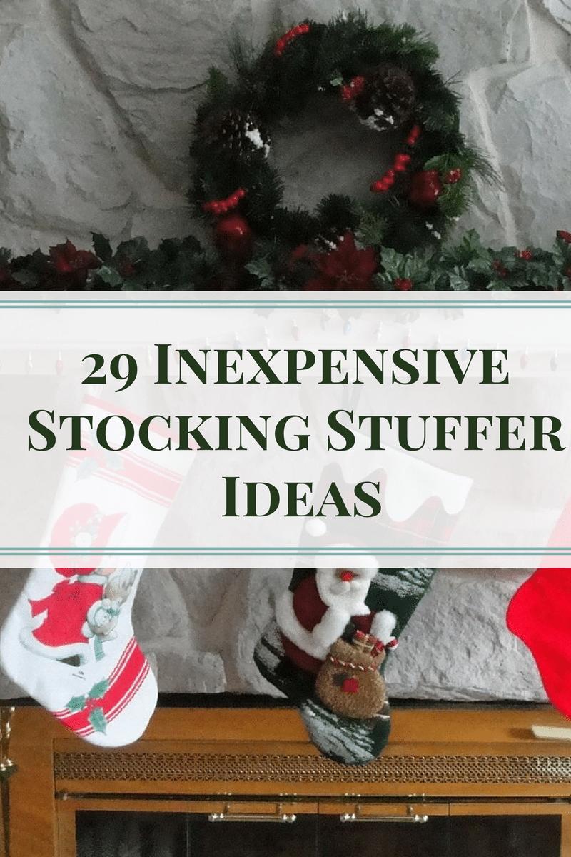 29 Inexpensive Stocking Stuffer Ideas | Pinterest | Inexpensive ...