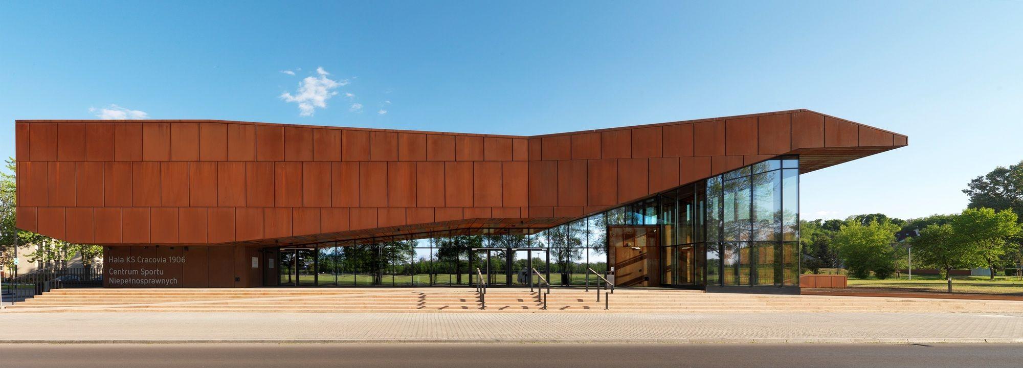 KS Cracovia 1906 Centennial Hall and Sports Center for the
