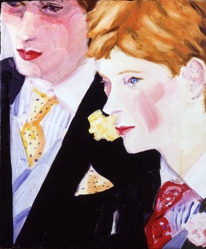 Painter : Elisabeth Peyton