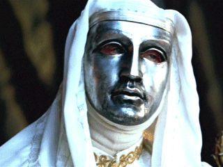 "King Baldwin IV  ""Kingdom of Heaven"" Mask"