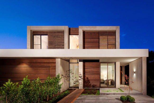 Fotos Casas Minimalistas Modernas Para Visualizar Viviendas - Viviendas-minimalistas