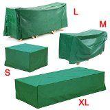 Yahee365 Schutzhülle Abdeckhaube Abdeckung für Gartenmöbel Sitzgruppe 205x145x70cm Wasserdichte Reviews