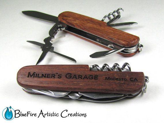 Personalized Knife, Custom Engraved Pocket Knife, Personalized Multitool, Groomsmen Gift, Guy Gift