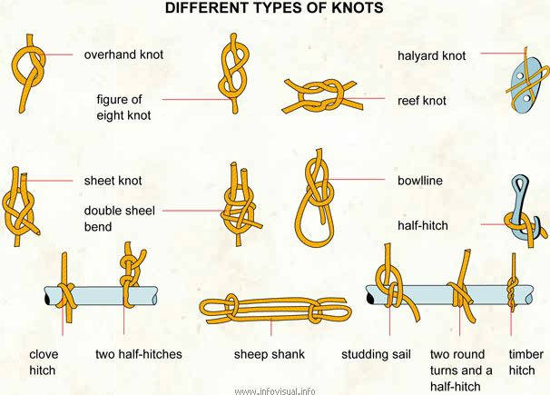 name two things a clove hitch is used for pdf