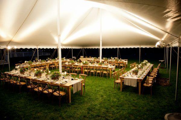 Outdoor Wedding Reception Veritas Vinyards Vineyard Wedding
