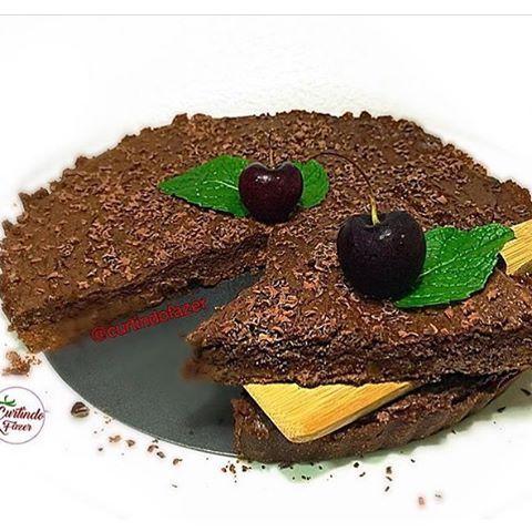 Torta Leve de Chocolate