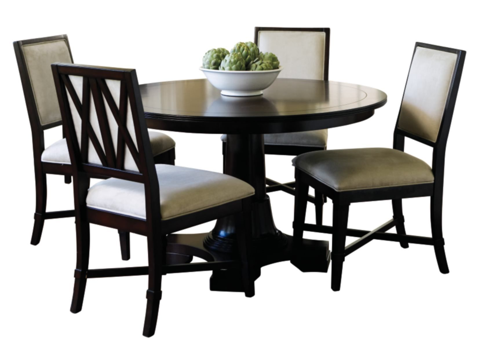 Urban Living 5 Pc Round Dinette Value City Furniture American Signature Furniture Dinette Value City Furniture