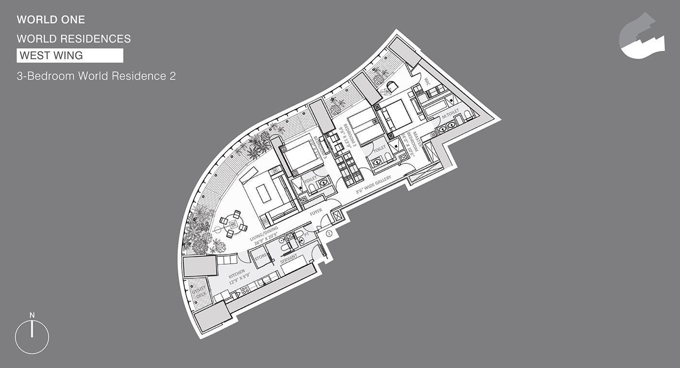 Call Arun 919560214267 Lodha The World Towers Upper Worli Mumbai Floor Plan How To Plan Pent House Floor Plans