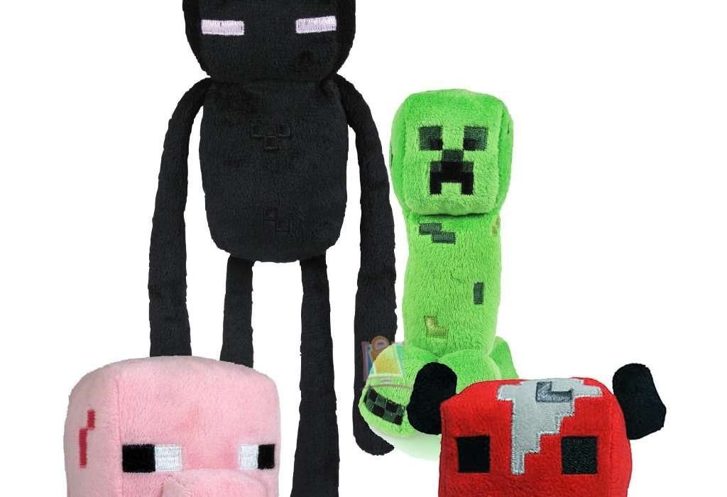 Huge round-up of the coolest Minecraft gifts for kids.