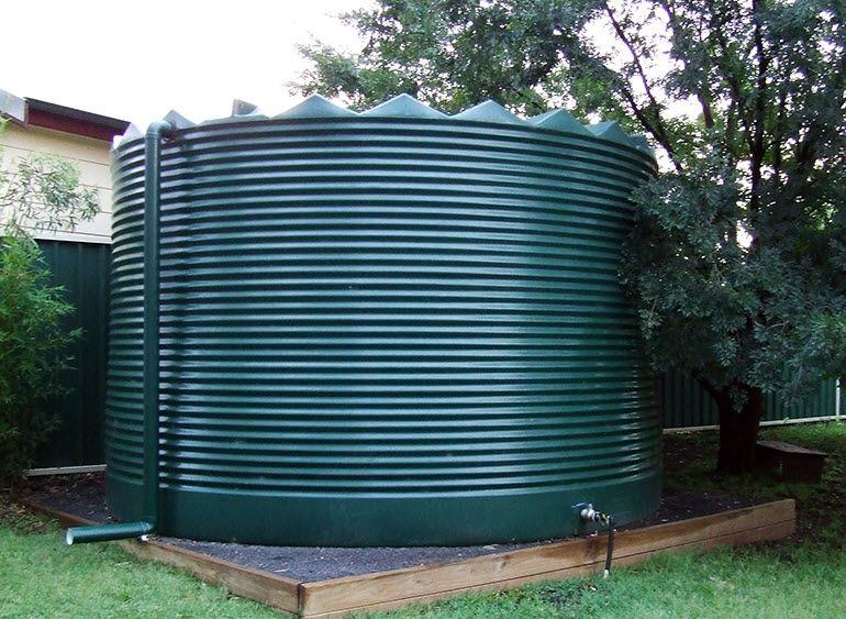 Rainwater Tanks Sydney in 2020 Rain water tank, Slimline
