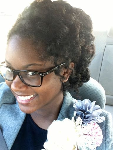 Curled Updo for Church - Natural with Kendra