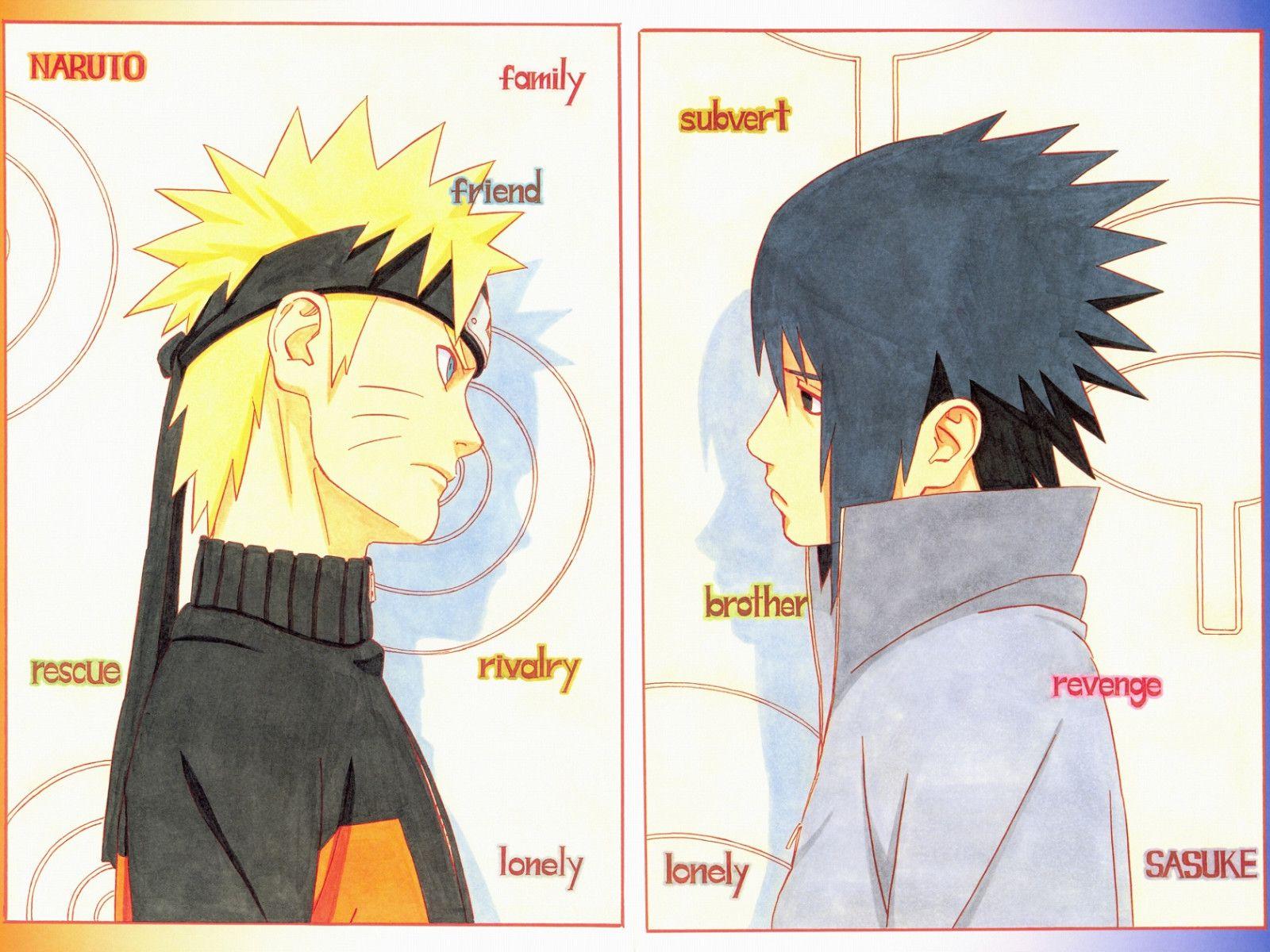 ナルト 壁紙 Naruto Wallpaper Naruto サスケ ナルト ナルト Naruto