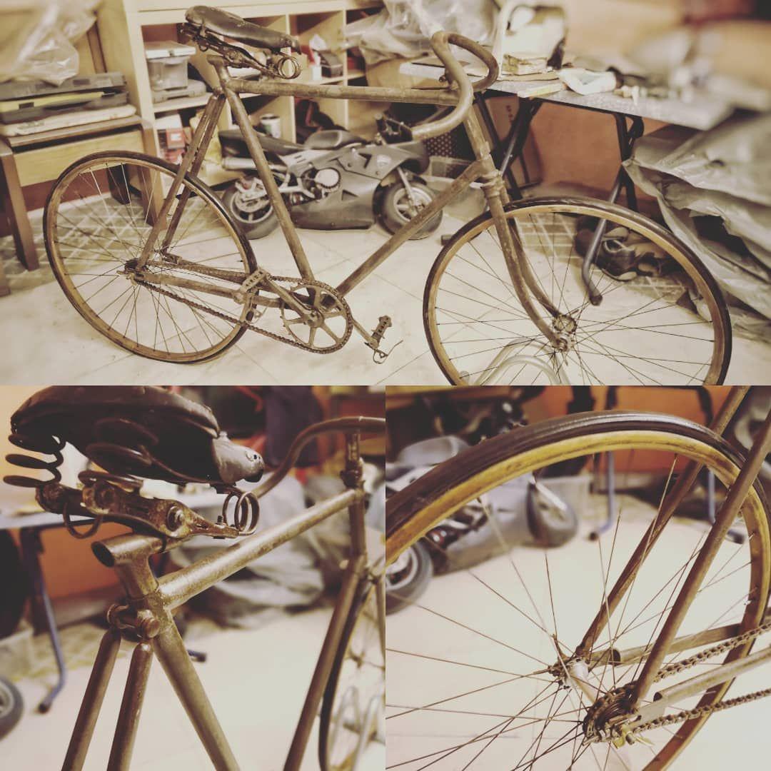 Bici d'epoca corsa anni 20 cycling cyclinglife bike mtb