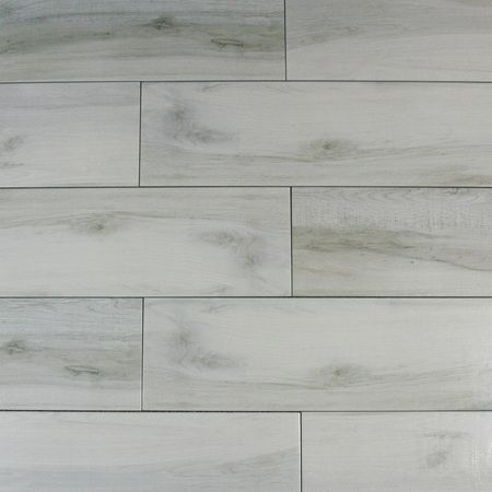 Beechwood Grey Wood Look Porcelain Tile Keeping The Grout Lines Tight Will Give The Look Of W Grey Wood Tile
