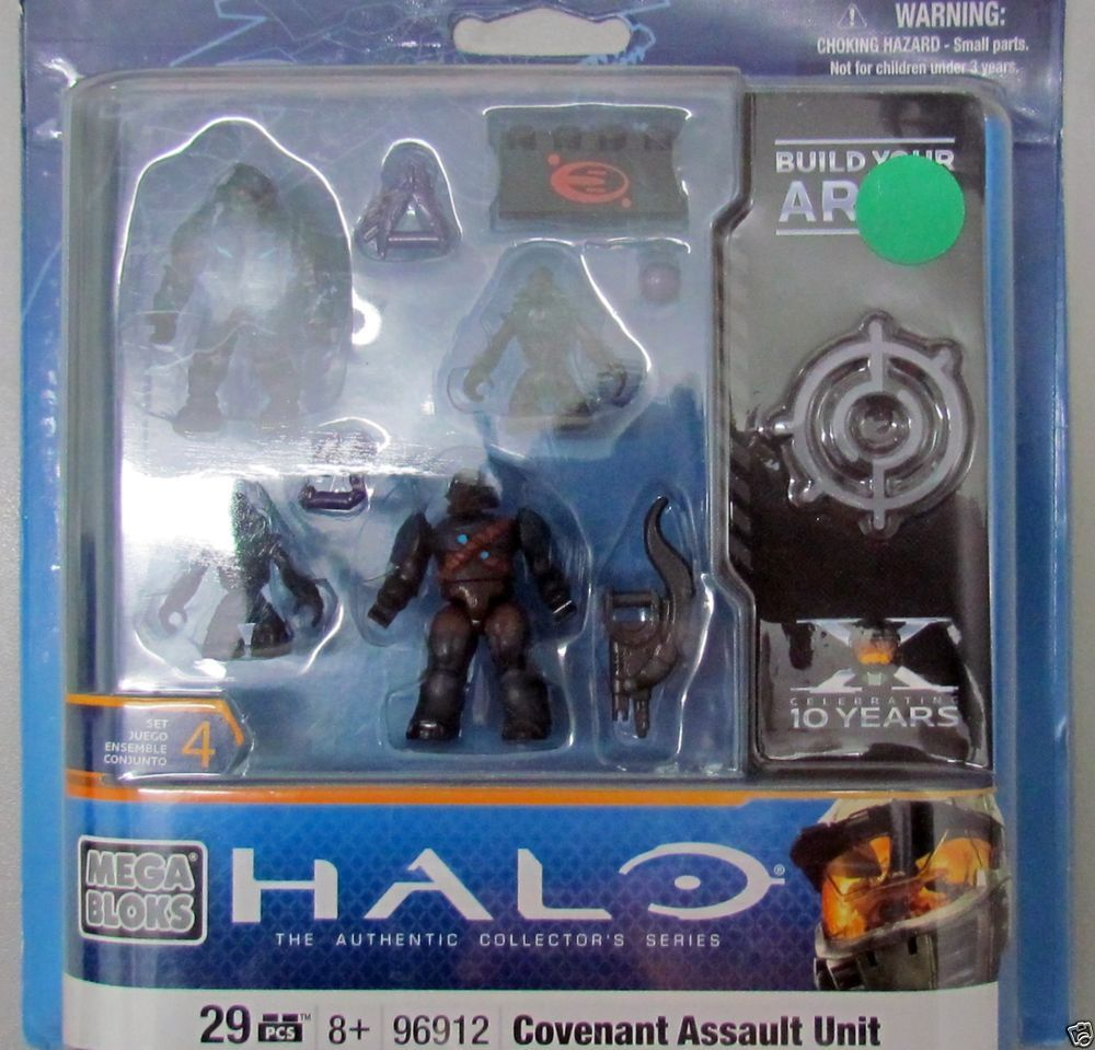 Halo Covenant Assault Unit