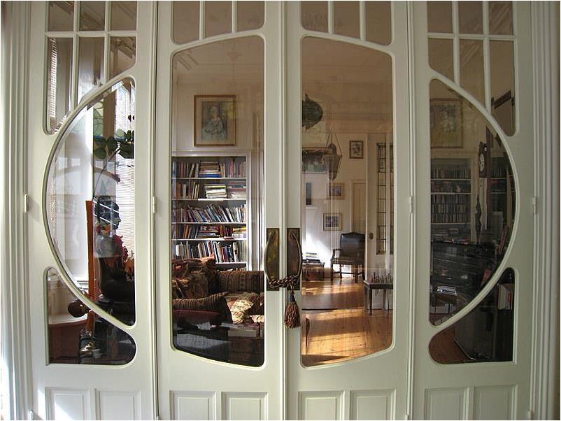art deco veranda google zoeken doors pinterest art. Black Bedroom Furniture Sets. Home Design Ideas