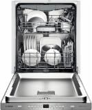 "Bosch - 500 Series 24"" Tall Tub Built-In Dishwasher - Stainless-Steel - SHX65T55UC - Best Buy"