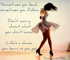 Image result for life's a dance