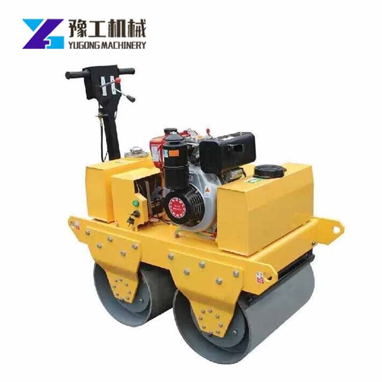 Hot Item Wheels Steel Vibratory Soil Asphalt Surface Concrete Compactor Road Roller Compactor Roller Hydraulic Systems