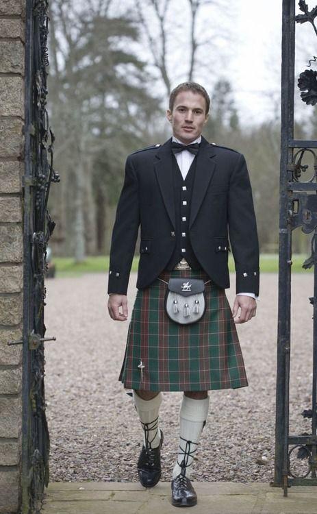 Dressed to the Kilt