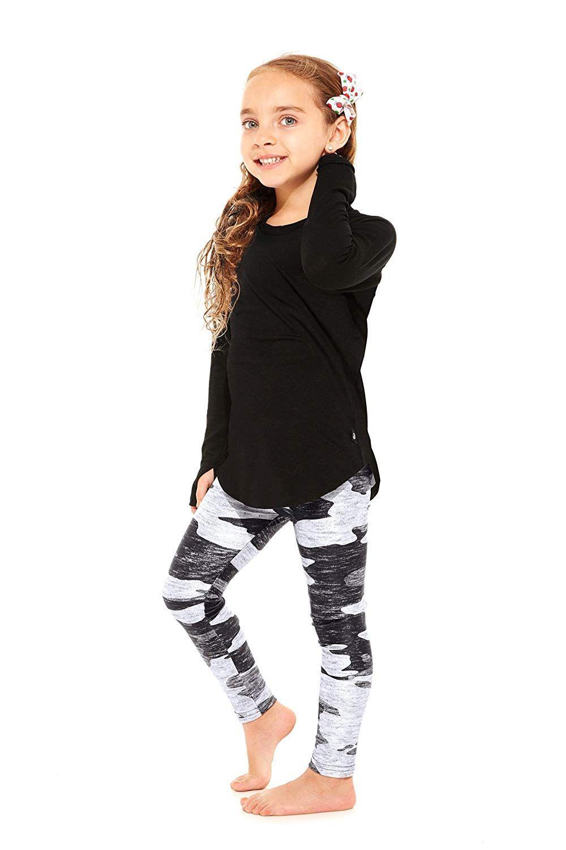 0f23b54406 Terez Girls' Printed Legging | girls fashion | Camo leggings ...