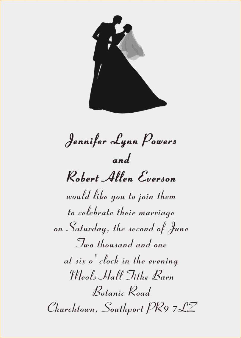 Wedding Invitation Quotes Wedding Invitation Card Wording Wedding Invitation Wording Examples