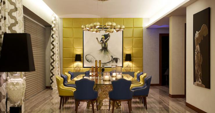 Mustard And Navy  Paint  Pinterest  Mustard Extraordinary Mustard Dining Room Review
