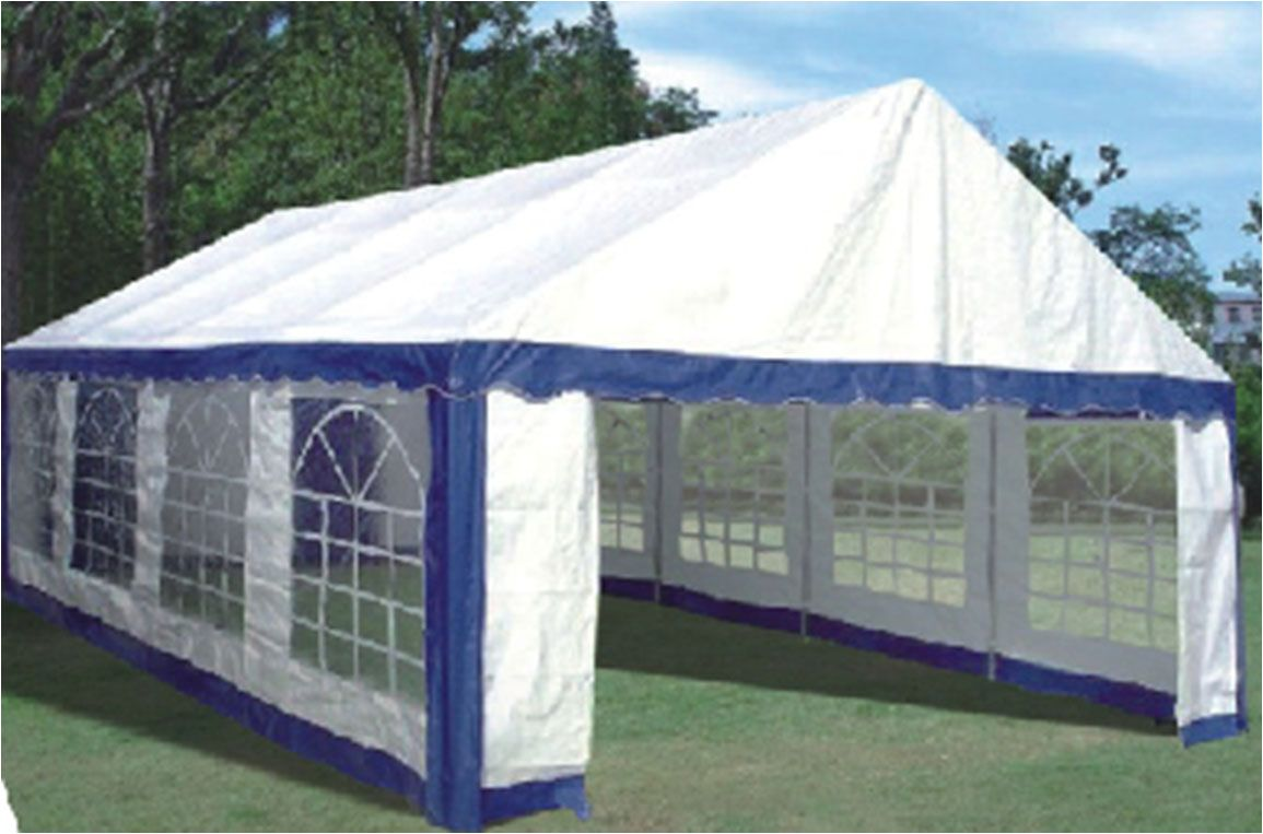 Name 5x8m 5x10m Pvc Carport Steel Galvanized Leg Slant Tube O50x1 2mm Steel Galvanized Eave Tube O42x1 2mm Steel Ga Outdoor Structures Outdoor Gazebo