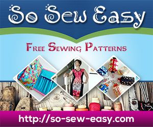 A sewing blog focusing on free sewing patterns and easy sewing tips and tutorials for new and improving sewers. Learn to sew clothes, bags and more.
