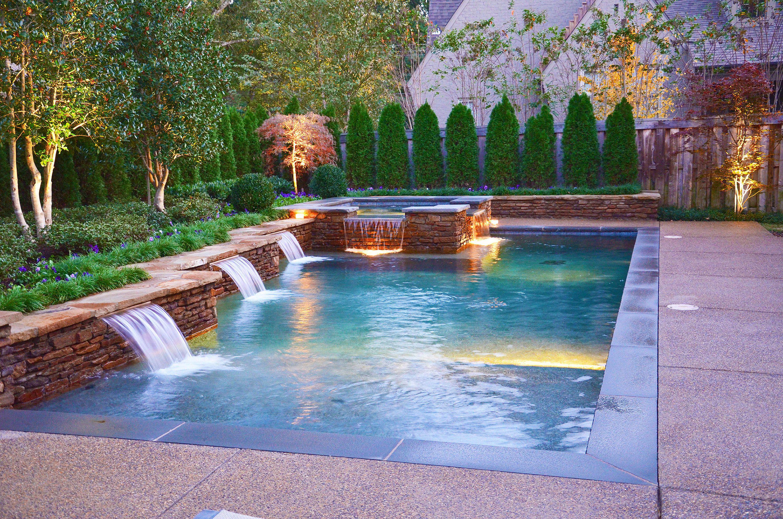 Pebble Pool Finishes Rectangle Swimming Pools Rectangular