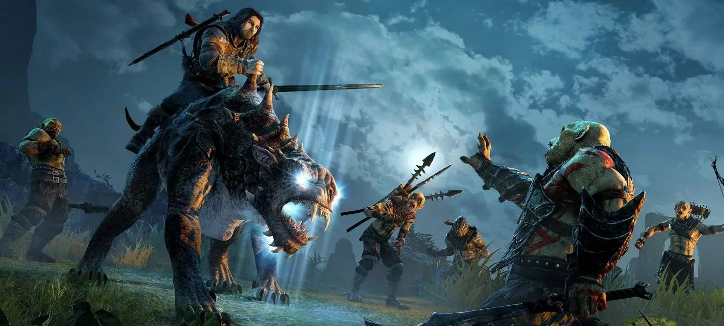 Shadow Of Mordor Game Update Lets You Get Online Trophies In 2021 Shadow Of Mordor Shadow Of Mordor Game Middle Earth Shadow