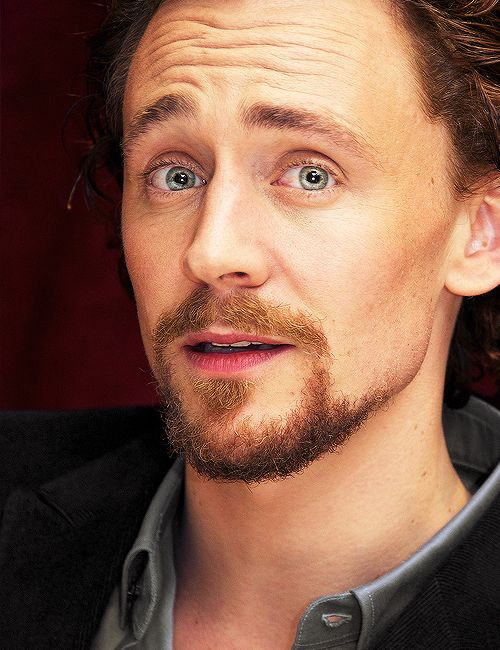 Tom Hiddleston. THOSE EYES...  I think this is what Adam must have looked like...  Oh wait! He does! In Only Lovers Left Alive.