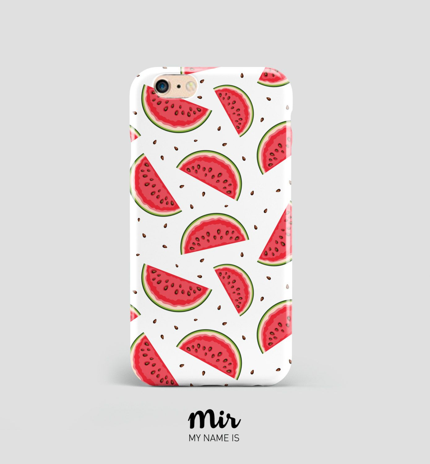 carcasa iphone 6 plus sandia