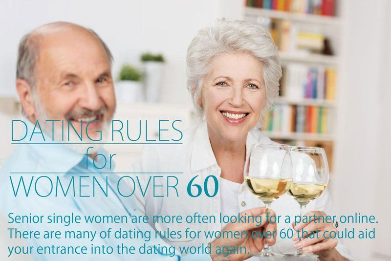 Dating after 60 rules