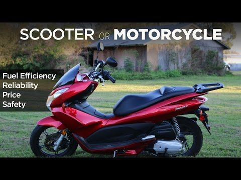 Why I Love My Scooter Scooter Vs Motorcycle Vs Car Youtube