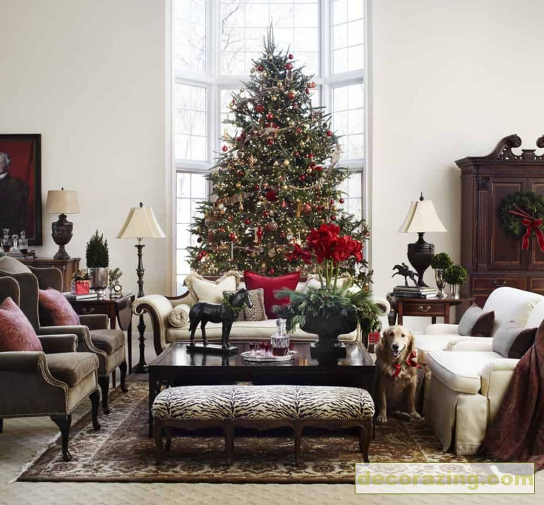 Inspiring 45 awesome christmas decoration ideas for your home https decorazing