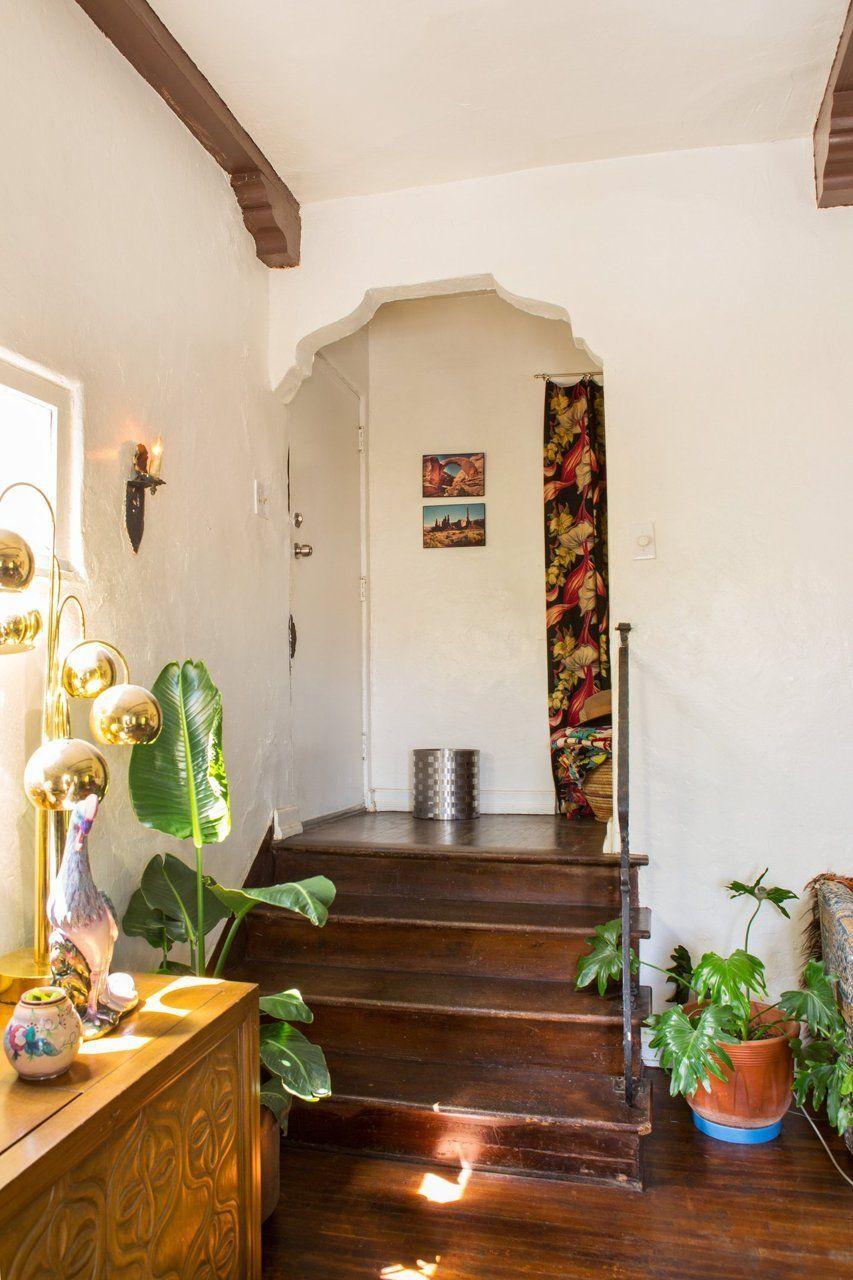 interior design of bungalow houses%0A Sasha u    s Silver Lake Bohemian Bungalow