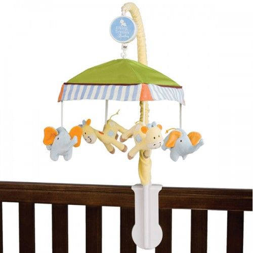 Infant Baby Music Mobile Book Play Toy Crib From Living Textiles Baby Baby Babies Mobiles Nursery Baby Boy Rooms Baby Nursery Nursery Crib
