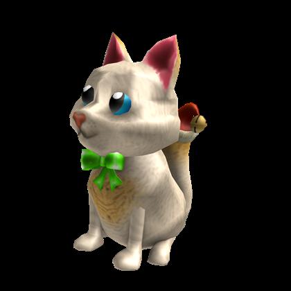 Meowy Christmas Roblox So Cute Business Cat Meowy Christmas