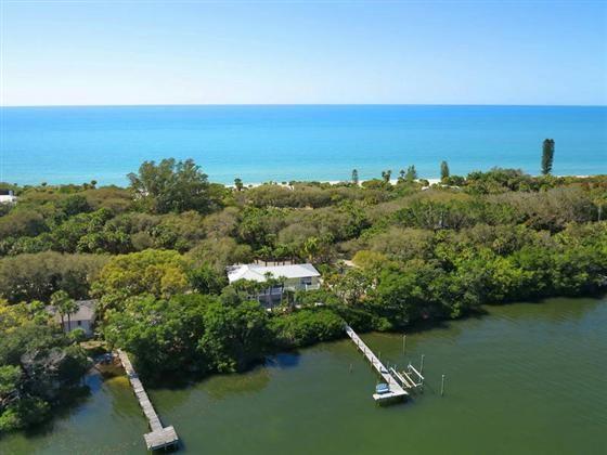 Englewood waterfront home for sale Manasota Key Florida ...