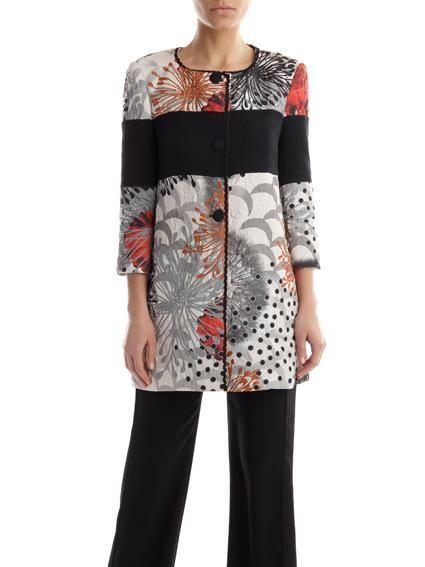estilo de moda bien fuera x el precio más bajo mitad de descuento 53d51 5d76d rinascimento abrigos - bm-sities.com